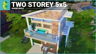 The Sims 4 House Building - Two Storey 5x5