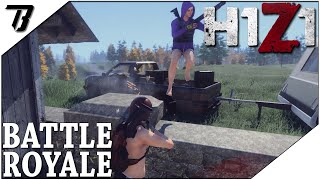 H1Z1 Battle Royale - THE BOYS! (Team Battle Royal)