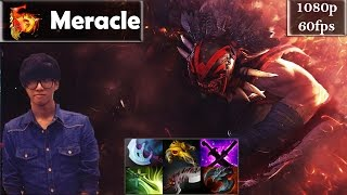 Meracle (FD) - Bloodseeker Pro Gameplay | 42 Kills | Jungling MMR [Dota 2 Pro] @60fps