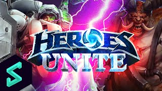 Heroes of the Storm (Gameplay) | Medic + Butcher | Heroes Unite Ep. 8 | MFPallytime & Hengest | TGN