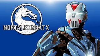 Mortal Kombat X - Ep 20 (Triborg Unleashed!!!!) Battle Bots!