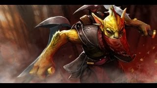 Dota 2 Bounty Hunter (+ бонус 2 рапиры)