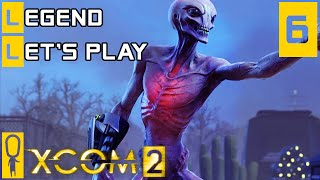XCOM 2 - Part 6 - Supply Raid Boom - Let's Play - XCOM 2 Gameplay [Legend Ironman]