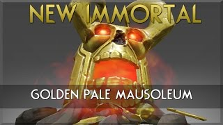 Dota 2 Items : Undying - Golden Pale Mausoleum
