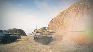 World of Tanks || AMX 50B || Sniperino!