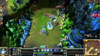 League of Legends [023] - Support Taric - Commentary [RUS]