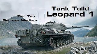 Tank Talk! Leopard 1 Gameplay and Review - WORLD OF TANKS: XBOX 360 EDITION
