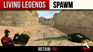 Descargar los Models Living Legends SPAWN Counter Strike 1.6