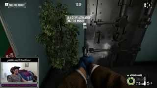PayDay 2 OverKill Stealth Solo Cash Bank