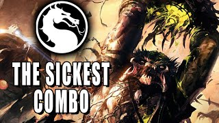 THE SICKEST PREDATOR COMBO: Mortal Kombat X Online RETURNS!