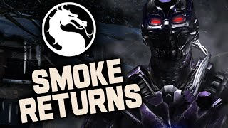 SMOKE RETURNS: Mortal Kombat X Online Matches