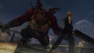 Lightning Returns: FF-XIII - The Great Break-In: Cargo Station: Lumina Summons Cyclops Cutscene PS3