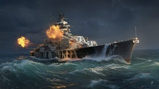 Стримы по World of Warships