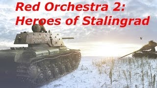 Red Orchestra 2: Heroes of Stalingrad/Rising Storm # Упоротые танкисты