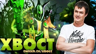 Dota 2 Stream: Na`Vi XBOCT - Rubick (Gameplay & Commentary)
