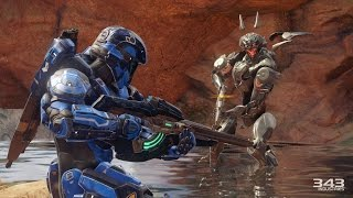 Halo 5 Guardians - 16 mins of Warzone Game Play !