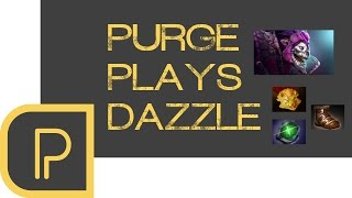 Dota 2 Purge plays Dazzle (replay)