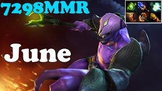 Dota 2 - June top 1 MMR China plays Void vol 1# - Pub gameplay