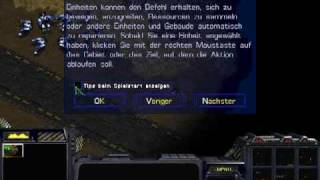 Let's Play Starcraft 1 (German)