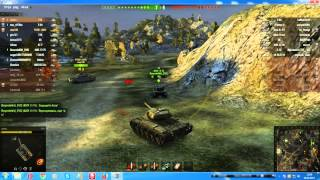 Реплэй World of Tanks!Часть 6!