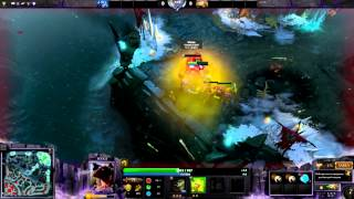 Pudge VS Vengeful Spirit [Битва героев Mid only] Dota 2
