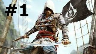 Assassin's Creed 4: Black Flag (Чёрный флаг) - #1: Эдвард Кенуэй / Абстерго