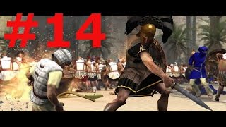 Total War: Rome II.Divide Et Impera. Часть 14 Вырвался!