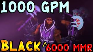 Black^ 6000 MMR Plays Anti-Mage vol #1 Dota 2