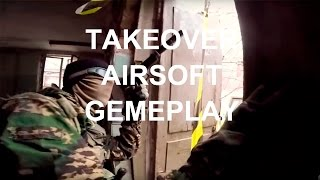 [захват] airsoft Gameplay Storm The Building эйрсофт #Страйкбол