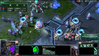 Husky vs Internet - 1v1 - PvZ - [Game 2] - Metalopolis - StarCraft 2
