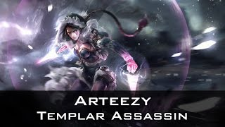Arteezy Templar Assassin | Team Secret vs compLexity | The International 2015 Dota 2