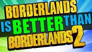 Why Borderlands' Loot System is BETTER than Borderlands 2