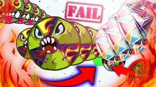 AGAR.IO SERVER DESTROYING CANNONMAXEDPOPSPLIT! FUNNIEST AGARIO FAILS OF ALL TIME! (Agario)