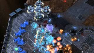 StarCraft II Heart of the Swarm - Multiplayer Unit  (PC Game HD)