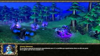 warcraft 3 frozen throne campa