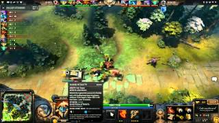 Турнир Дота 2 Интернационал 2014 Tournament Dota 2 International 2014 1 День 1 EHUG vs LIQUID @ TI4