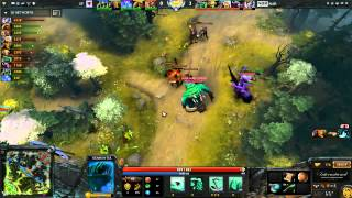 Турнир Дота 2 Интернационал 2014 Tournament Dota 2 International 2014 1 День 1 Day NAR vs SP @ TI4 A