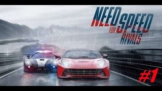 Need For Speed Rivals [Гонщик]