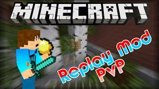 Minecraft | REPLAY MOD PVP EPISODE 1 - Hypixel PvP!