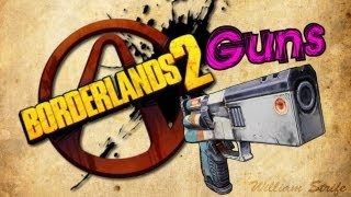 Borderlands 2- Gun Guide (manufacturer)