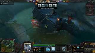 Dota 2 - Tusk Epic First Blood