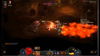 Diablo 3 Diablo 3 Barbarian Amazing Fight