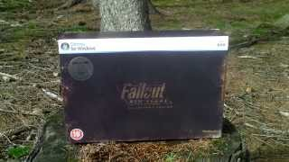 Fallout New Vegas Collector's Edition Unboxing (PC) ENGLISH