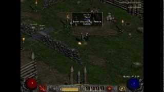 Let's Play Diablo II Part 3 - Worst Element in the Game