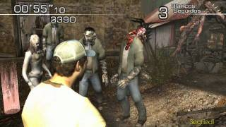 Resident Evil 4 PC - PLAY AS ELLIS (left 4 dead 2)