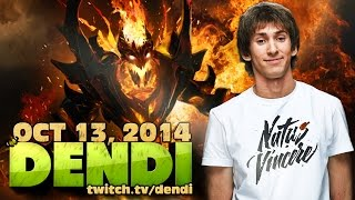Dota 2 Stream: Na`Vi Dendi - Shadow Fiend (Gameplay)