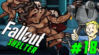 "FALLOUT SHELTER Gameplay Part 18 - ""Mr. Handy and Deathclaw UPDATE!!!""  (iOS/iPhone/iPad gameplay)"