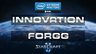 StarCraft 2 - ForGG vs Innovation(TvT) - IEM 2015 Gamescom - Quarterfinal