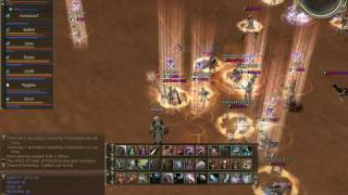 Lineage 2 TEON  ''RedSky'' vs ''SilentHorrors''