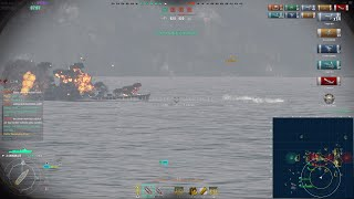 World of Warships: The Torpedo Terror - Shimakaze Commentary [159k damage]